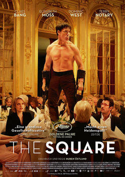 Filmplakat zu The Square