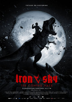 Filmplakat zu Iron Sky: The Coming Race