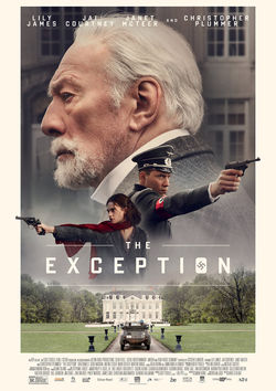 Filmplakat zu The Exception