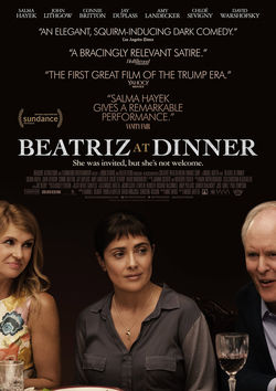 Filmplakat zu Beatriz at Dinner