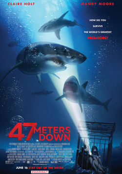 Filmplakat zu 47 Meters Down