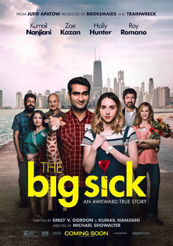 Filmplakat zu The Big Sick