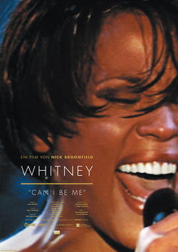Filmplakat zu Whitney - Can I Be Me