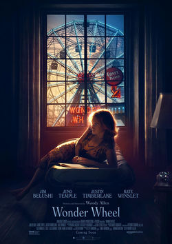 Filmplakat zu Wonder Wheel