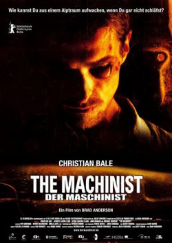 Filmplakat zu The Machinist