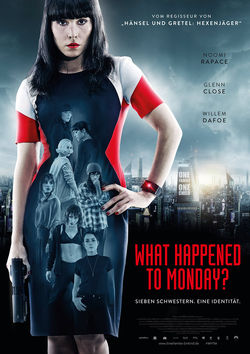 Filmplakat zu What Happened to Monday?