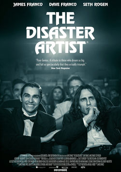Filmplakat zu The Disaster Artist