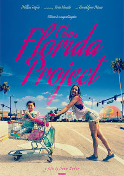 Filmplakat zu The Florida Project