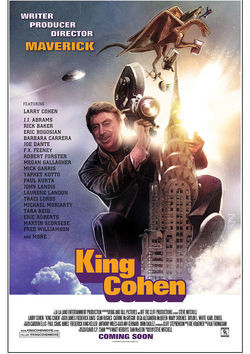Filmplakat zu King Cohen: The Wild World of Filmmaker Larry Cohen