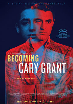 Filmplakat zu Becoming Cary Grant