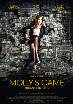 Filmplakat zu Molly's Game