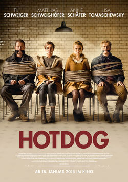 Filmplakat zu Hot Dog