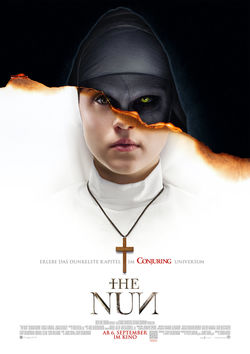Filmplakat zu The Nun