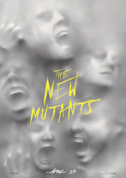 Filmplakat zu New Mutants