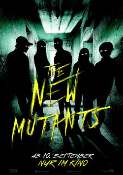 Filmplakat zu The New Mutants