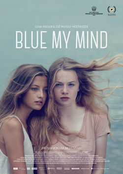 Filmplakat zu Blue My Mind