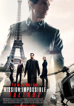 Filmplakat zu Mission: Impossible - Fallout