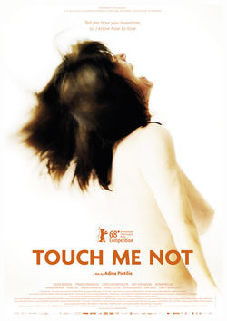 Filmplakat zu Touch Me Not