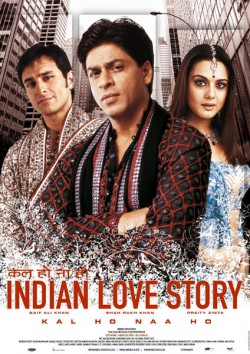 Filmplakat zu Indian Love Story