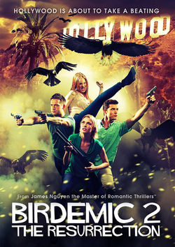 Filmplakat zu Birdemic 2: The Resurrection