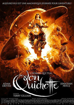 Filmplakat zu The Man Who Killed Don Quixote