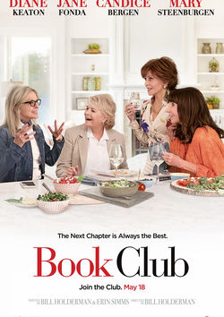 Filmplakat zu Book Club