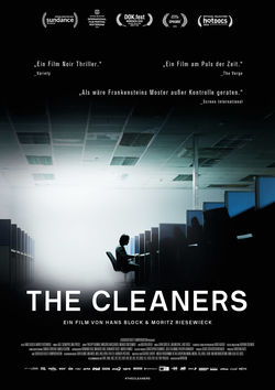 Filmplakat zu The Cleaners
