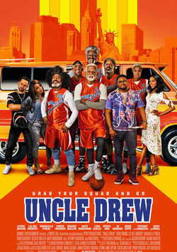 Filmplakat zu Uncle Drew
