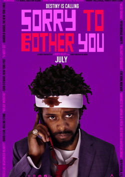 Filmplakat zu Sorry to Bother You