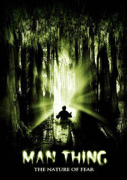Filmplakat zu Man-Thing