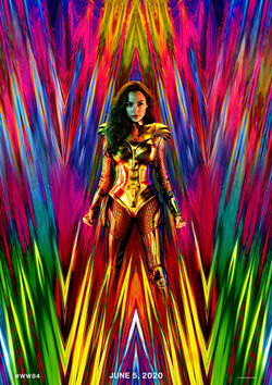 Filmplakat zu Wonder Woman 1984