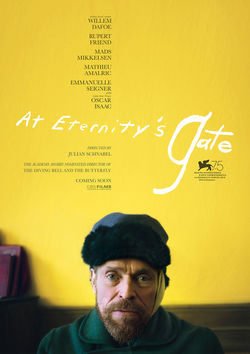 Filmplakat zu At Eternity's Gate