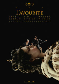 Filmplakat zu The Favourite