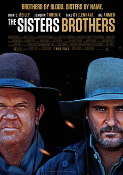 Filmplakat zu The Sisters Brothers