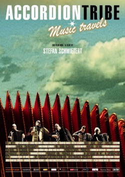 Filmplakat zu Accordion Tribe