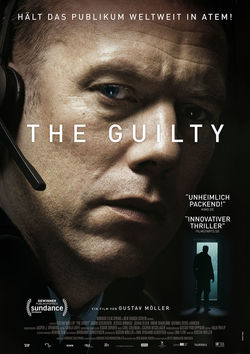 Filmplakat zu The Guilty