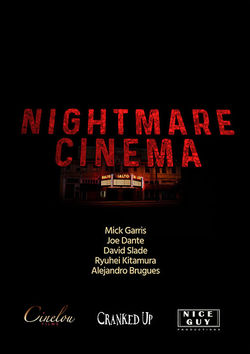 Filmplakat zu Nightmare Cinema