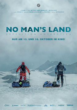 No Man's Land: Expedition Antarctica
