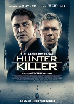 Filmplakat zu Hunter Killer
