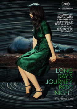 Filmplakat zu Long Day's Journey Into Night
