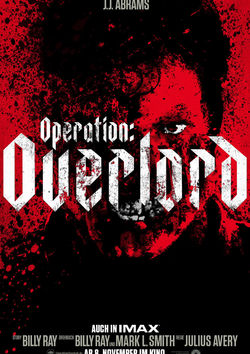 Filmplakat zu Operation: Overlord