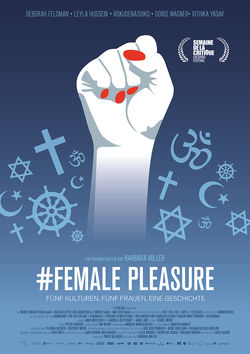 Filmplakat zu #Female Pleasure