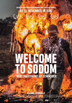 Filmplakat zu Welcome to Sodom