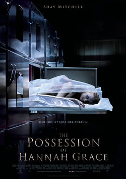 Filmplakat zu The Possession of Hannah Grace
