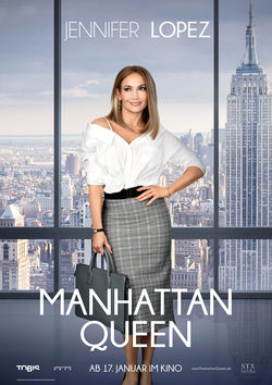 Filmplakat zu Manhattan Queen