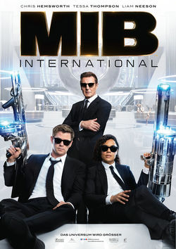 Filmplakat zu Men in Black: International