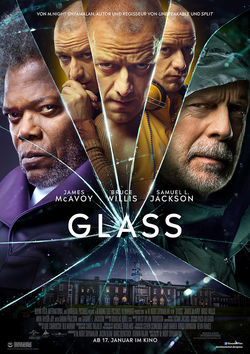 Filmplakat zu Glass
