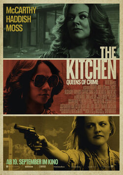 Filmplakat zu The Kitchen