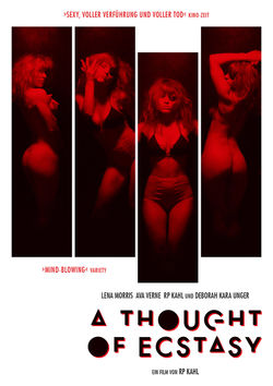 Filmplakat zu A Thought of Ecstasy