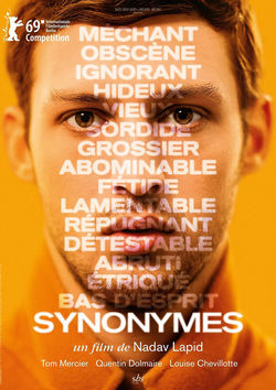Filmplakat zu Synonyms